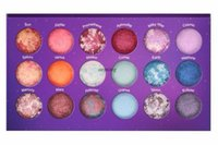 palette 18 color - Makeup Eyeshadow BH Cosmetics Galaxy Chic Baked Eyeshadow Palette Colors Eye Shadow BH Cosmetics Galaxy Chic Color Baked retail box