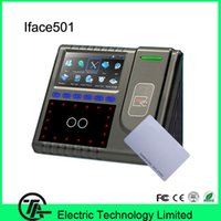 Wholesale Good quality Iface501 ID card time attendance and facial access control