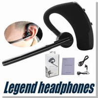 Cheap Bluetooth Headphones for iphone 6 bluetooth Headsets Bluetooth 4.0 Voyager Legend bluetooth stereo headset Retail Package