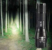 Wholesale UltraFire LM CREE XM L2 T6 LED ZOOMABLE ZOOM Flashlight Torch Lamp
