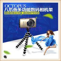 camera grip - Mini CM Digital Camera Stand Flexible Leg Tripod Grip Octopus Bubble Pod Monopod Mobile Phone Holder Clip mm Colors