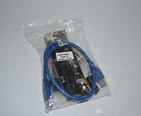 Wholesale PCI X TO X PCI E PCI for bitcoin E Express Riser Extender Adapter Card with cm USB Cable Power for Bitcoin