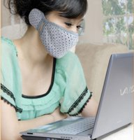 Wholesale alot shipping Mix color Cute breathing mask