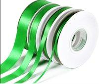 satin ribbon - 18 OFF mm DOUBLE SIDED SATIN RIBBON Various Colours