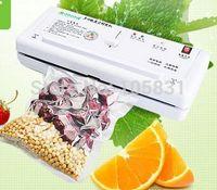 Wholesale Household Mini Portable Electric Multi fonction Vacuum Sealing Systerm machine food vacuum sealer White