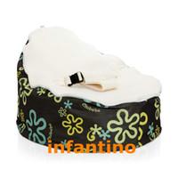 Wholesale 2015 Fashion Baby Bean Bag Splash cream seat