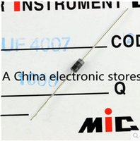rectifier - 100PCS UF4007 V A DO fast recovery rectifier diode