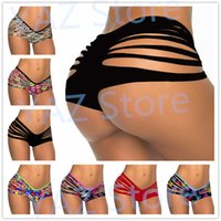 Wholesale New V shape sexy women string brazilian swimwear swimsuit Strappy bikini bottom brief bathing suit biquini Panty Underwear V87B