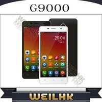 Wholesale The Cheapest G9000 Android Cell Phone SC6825 Dual Core With ROM G Inch P MP Camera WIFI Dual SIM Unlocked Phone