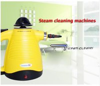 Wholesale Steam clean kitchen hood air conditioning machines armed with high pressure steam cleaning washing machine home
