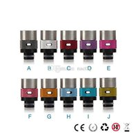 air bearings - Hot Selling Adjustable air flow Drip Tips Wide Bore Drip Tips Chaplin Antislip Drip Tip for EGO Vaporizer E Cig Atomizer