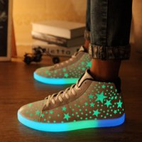 Cheap couple shoes Best fluorescent shoes