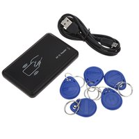 access track - Proximity Sensor ID Card Reader with USB Interface Cards Key Fob KHz EM Access Control order lt no track