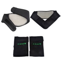 adjustable heating pad - 3 in Tourmaline Adjustable Self heating Magnetic Therapy Waist Support Brace Belt Cervical Neck Massager Knee Pad Protector