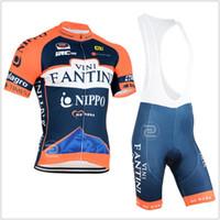 cycling jersey - 2016 Nippo Vini Fanti Cycling Jersey Short Sleeve Ropa Ciclismo Bike Sports Jersey and Cycling Bib Shorts Summer Cycling Clothes