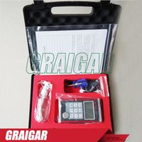 Wholesale Ultrasonic Thickness Gauge Tester MT200 Corrosion Gauge Precision Gauge Measure Wide Range Of Material mm