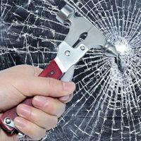 Wholesale Utility vehicles with life saving safety hammer hammer broken windows Car car car safety hammer escape hammer lifesaving shipping
