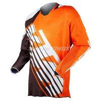 airline t shirts - New KTM Motorcycle Motocross Racing T Shirt Clothes Airline long sleeve Mountain Bike Cycling DH Downhill MTB BMX Jerseys
