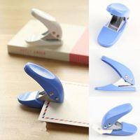 Wholesale 1pcs Mini Scrapbooking Card Paper Hand Punch Circle Hole Confetti DIY Craft free Shippping