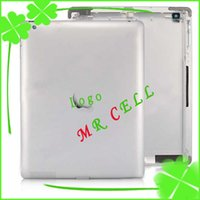 Wholesale HOT SALE Housing For iPad rd Back Cover G version Wifi version Free DHL EMS