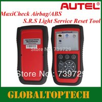 abs auto services - DHL Free For Original Autel MaxiCheck Airbag ABS SRS Light Service Reset Tool Auto OBD2 diagnostic Scanner