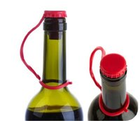 beer sauces - New Anti Lost Soft Silicone Stoppers Sauce Cruet Beer Wine Bottle Plugs Sealed Storage Kitchen Tools