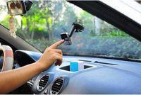 Wholesale car phone holder Suction Cup Car Holder Desktop Holder Mount Stander Suitable for Samsung iPhone phone stand car styling