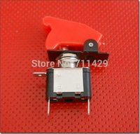 aircraft bulbs - Fedex Aircraft Toggle Switch Red Safety Cover Led Bulb V A Non Transparent Red Cover