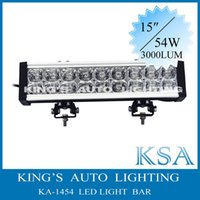 Wholesale V V W LED light bar for mine trucks offroad heavy duty vehicles off road led light bar