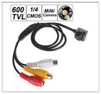 video surveillance - Smallest Mini TVL quot HD Sensor Cone Pinhole CCTV Camera Hidden for Home Security Video Surveillance CCTV camera