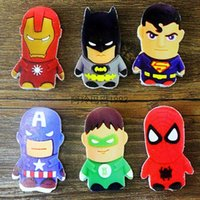 Wholesale 2015 New Avengers Superman Batman Captain America Spiderman Erasers Students Children Learning stationery Correction Supplies