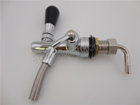 beer tap kit - Homebrew Kegerator Draft Beer Faucet with Flow Controller Shank Tap Kit Kegerator Draft Beer World