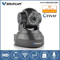 Wholesale VStarcam C7837WIP Indoor wireless ip camera wifi Night Vision camera ip Network Camera CCTV WIFI P2P Onvif HD Wifi IP Camera