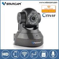 VStarcam C7837WIP interior de la cámara de visión nocturna de WiFi Cámara IP inalámbrica cámara de red IP de la cámara CCTV WIFI P2P de Onvif IP Wifi HD