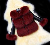 Cheap down coat Best faux fur coat