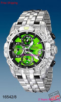 Wholesale Festina F16542 Men s Quartz Watch LE TOUR DE FRANCE Chrono Bike Green Dial Silver Steel Band CHRONOGRAPH Original Box