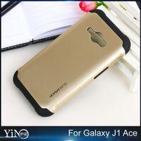 ace pc - Hybrid TPU PC Slim Armor Case For Samsung Galaxy J1 Ace J110 J1 J2 J3 J5 J7 Shockproof Hard Back Cover
