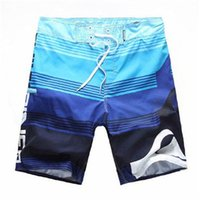 Wholesale Swimwear Men New Brand Swimming Trunks Beach Short Q Letter Surf Board Adul Outdoor Sport Quick Dry Briefs Sunga Short