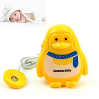 Cheap 1pcs Adult Baby Sensor Wet Reminder Bedwetting Enuresis Toddler Baby Diaper Bed Wetting Alarm cute Wet Reminder