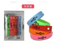 Wholesale new natural Mosquito insect bracelet band writst band Repellent Bracelet