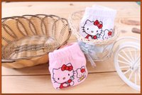 Wholesale 12pcs lot_hello kitty panties hello kitty underwear girls panties colors girls underwear cotton panties