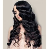 Wholesale 7A Sassy Virgin Brazilian Hair Body Wave Front lace Wig Top Quality low rates