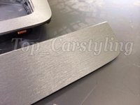 Cheap brushed vinyl Best car wrap brushed stickers