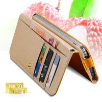 iphone 5 accessories - Leather Case for iphone s s plus Accessories Stand Flip Cover With Card Holds For HTC M7 M8 M9