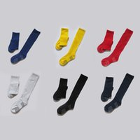golf towel - Children Long Socks Soccer Kids Long Thickened bottom of the towel Boys football socks