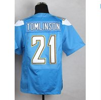 best sports shorts - Factory Outlet LaDainian Tomlinson Jersey Elite Football Jersey Best quality Authentic Sports Jerseys Embroidery Logo Accept Mix Order