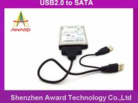 Cheap usb to sata Best usb2.0 to sata cable