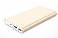 Wholesale Super Slim mAh Power Bank Universal For Xiaomi Android iphone Smartphone Mobile Cell Portable Charger Backup Powerbank