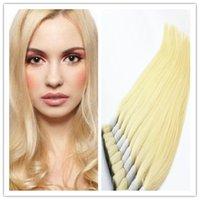 "Cheap bulk hair:14""-32"" virgin 100% russian human hair bulk ,3 pieces lot ,blonde color 613# silky straight 8A quality free shipping"