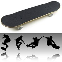 Wholesale 79cm Cool Skate Board Deck Maple Skateboard Set For Men Women Children Sport Equipment
